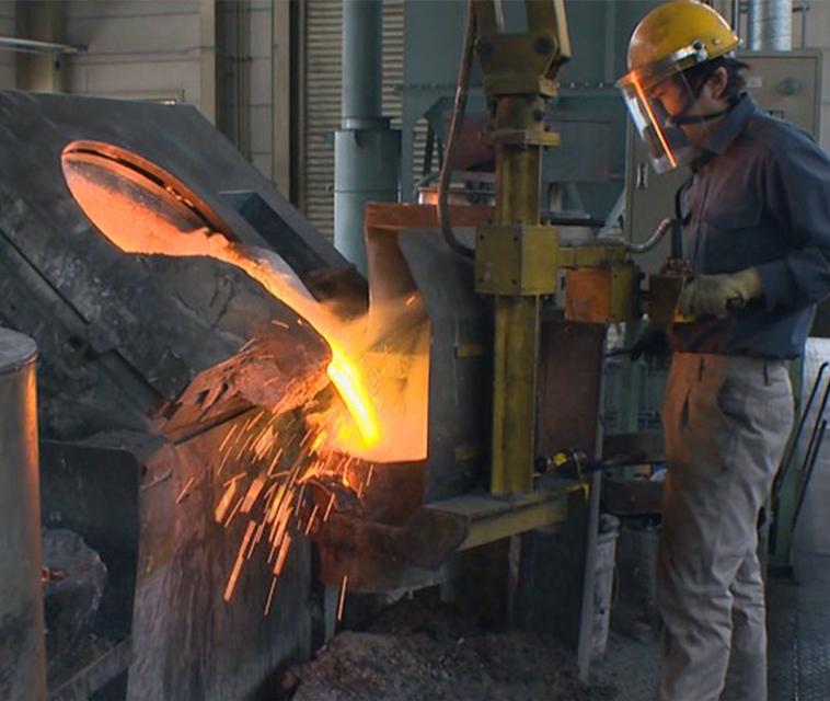 鋳造技術について